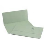 F/C Document Wallets Green