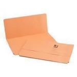 F/C Document Wallets Orange