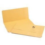 F/C Document Wallets Yellow