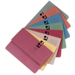 F/C Document Wallets Assorted