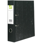 Q Board Lever Arch File A4 SPLIT PACK