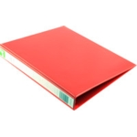 A4 Presentation Binder 25mm Red 600536