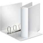 A4 Presentation Binder 65mm, White 600555