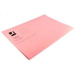 L/Wght Square Cut Folders Pink