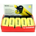 STABILO Highlighters, Yellow