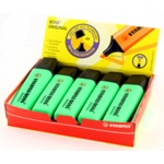 STABILO Highlighters, Green