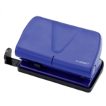 Minor Hole Punch Blue