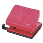 Medium Hole Punch Red