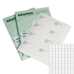 P120 Graphic Laser labels 23x19mm PACK 100