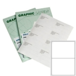 A2 Graphic Laser Labels