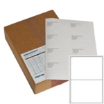 A2 Graphic Laser Labels 2/sh BULK PACK pk/500