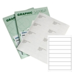 SL7 Graphic Laser Labels 192x39mm