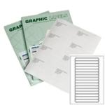 SL16VS Graphic Laser Labels 145x17mm