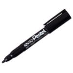 Pentel NN50 Bullet Markers Black