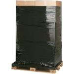 Pallet Wrap 25   500mm x 250m, Black