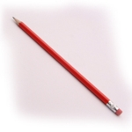 HB Contract Pencil Eraser Tipped