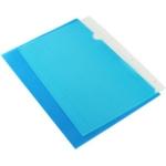 Q A4 Folders Blue (54837)