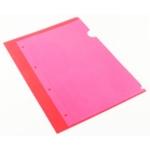 Q A4 Folders Red (54834)
