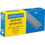 Rapesco No 66/6 Staples