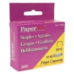 Paper Pro 23/3 10mm Staples