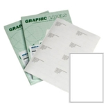 A1 Graphic Laser Labels 1 /sheet