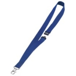 Breakaway Lanyards Blue