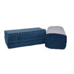 2Work I Fold Blue Hand Towel 1Ply Pk3600