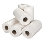 2Work Hygiene 2-Ply Roll 250mmx40m Pk18