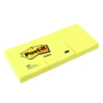 Post-it Yellow Notes 38x51mm 653Y Pk12