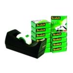 Scotch 810 Magic Tape Pk12 FOC Dispenser