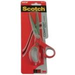 Scotch 180mm Red Comfort Scissors 1427