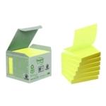 Post-it Yellow Z-Notes 76x76mm Pk6
