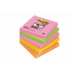 Post-it S/Sticky 76x76mm Cape Town Pk5
