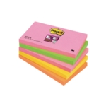 Post-it S/Sticky 76x127mm Cape Town Pk5