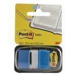 Post-it Blue 25mm Index Tab/Dispenser