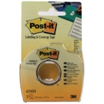 Post-it Cover-Up Labelling Tape 25.4mm