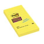 Post-it S/Sticky 152x102mm Ruled Notes