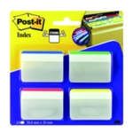 Post-it Durable Hanging File Tab Angled