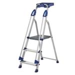 Werner Blue Seal Alu Pro 3 Step Ladder