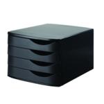 Jalema Resolution Black Desktop Set