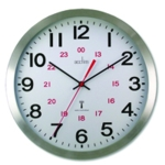 Acctim Century RC Almn Wall Clock