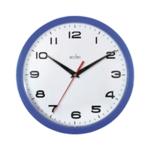 Acctim Blue Aylesbury Plastic Wall Clock