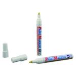 Artline 400 Paint Marker White Pk12