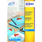 Avery CD DVD Inkjet Accessories QDry P25
