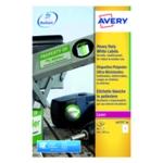 Avery Hvy Duty Laser Label White Pk20