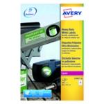 Avery Hvy Duty Laser Label White Pk280