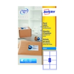 Avery J8165-25 QuickDRY Inkj Label P200