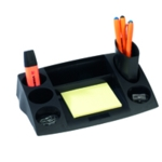 Avery Black Desktop Desk Tidy DR400BLK
