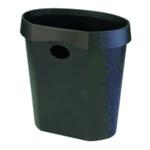 Avery 18 Litre Black Waste Bin DR500
