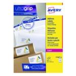 Avery L7160-40 White Laser Labels Pk840